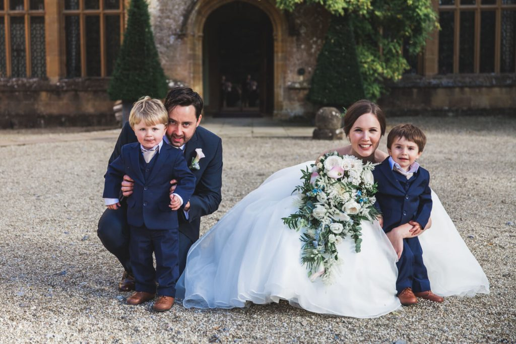 Dillington House Wedding | Devon Wedding Photographer | Bride & Groom