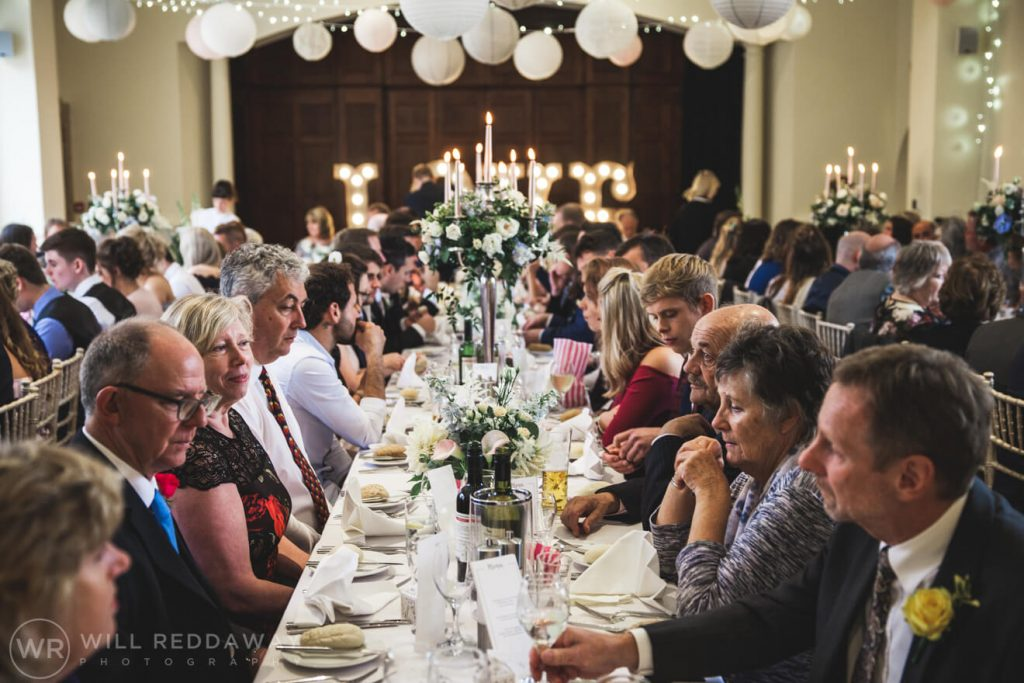 Dillington House Wedding | Devon Wedding Photographer | Reception