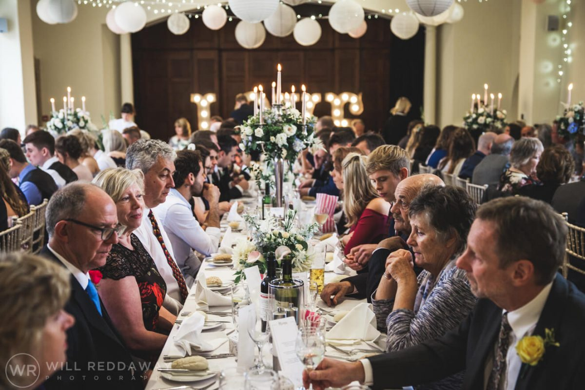 Dillington House Wedding | Devon Wedding Photographer | Reception
