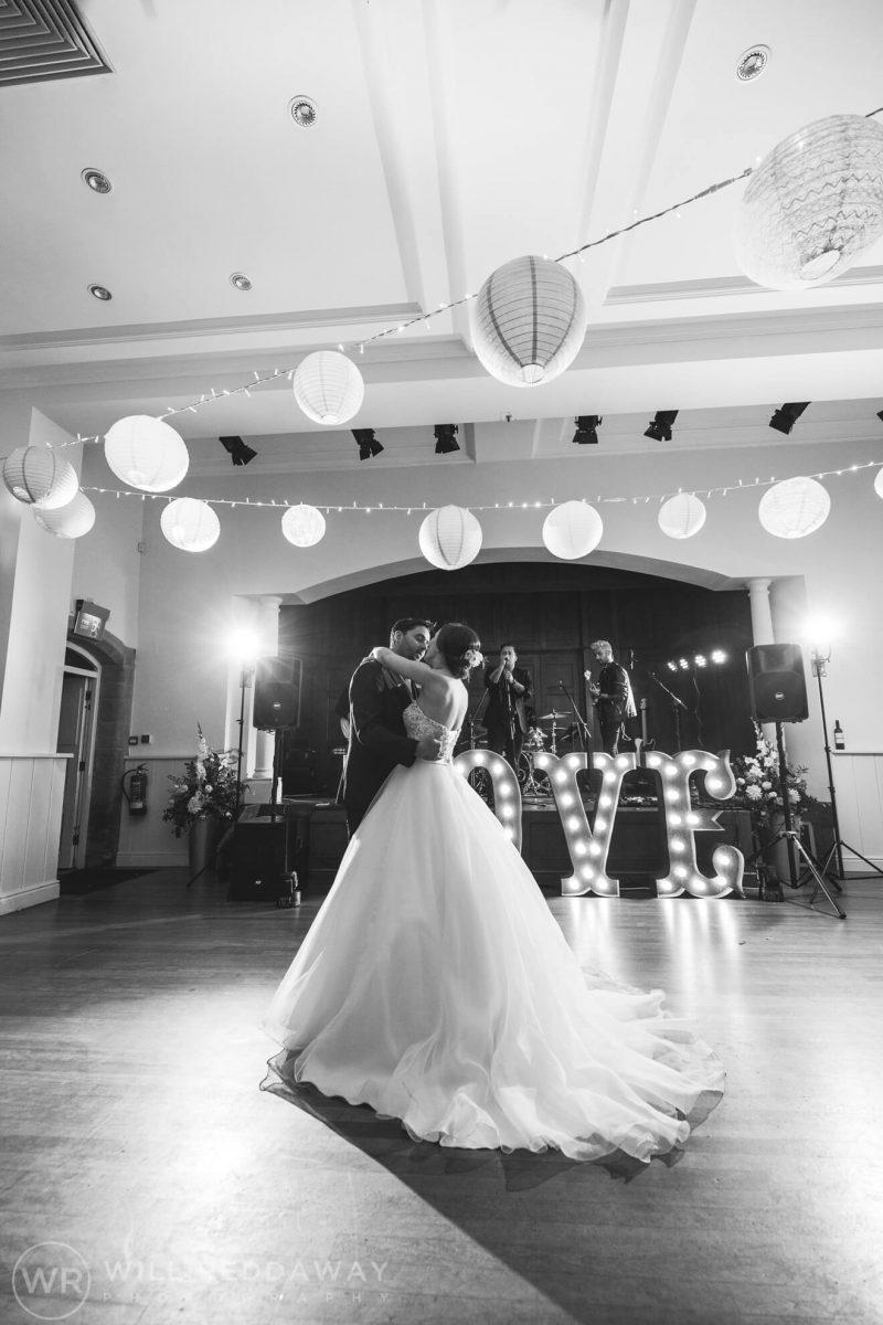 Dillington House Wedding | Devon Wedding Photographer | Bride & Groom