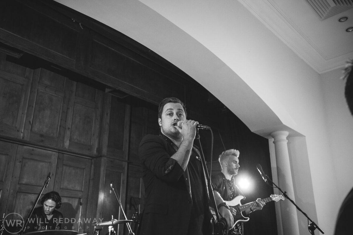 Dillington House Wedding | Devon Wedding Photographer | Wedding Band