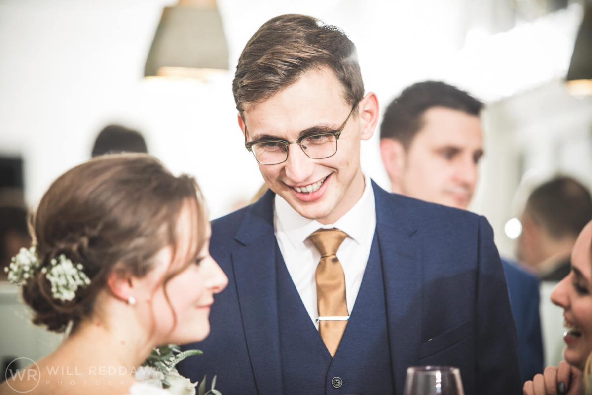 The Green Cornwall Wedding | Devon Wedding Photographer | Wedding Guests