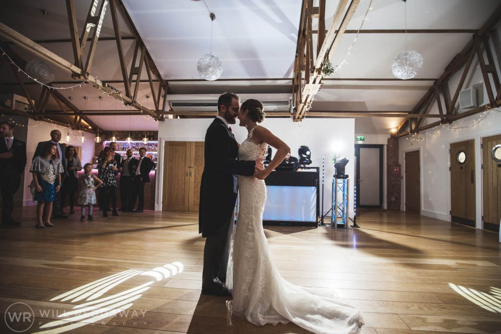 The Green Cornwall Wedding | Devon Wedding Photographer | First Dance
