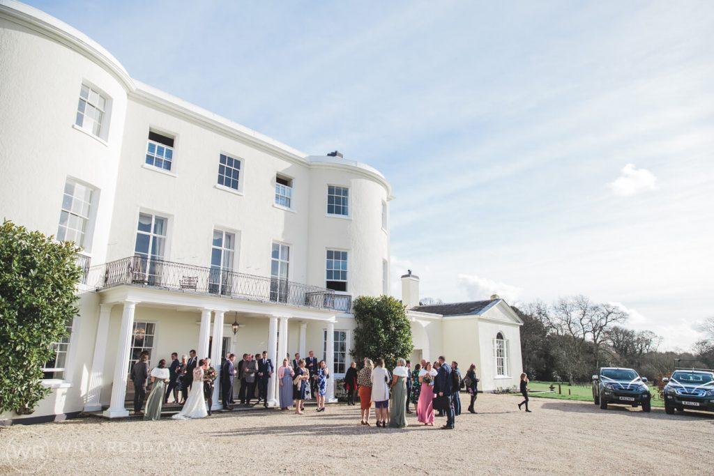 Rockbeare Manor Wedding   Devon Wedding Photographer   Ceremony