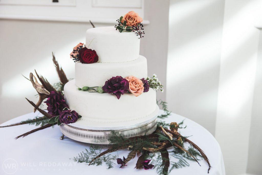 Rockbeare Manor Wedding   Devon Wedding Photographer   Wedding Cake