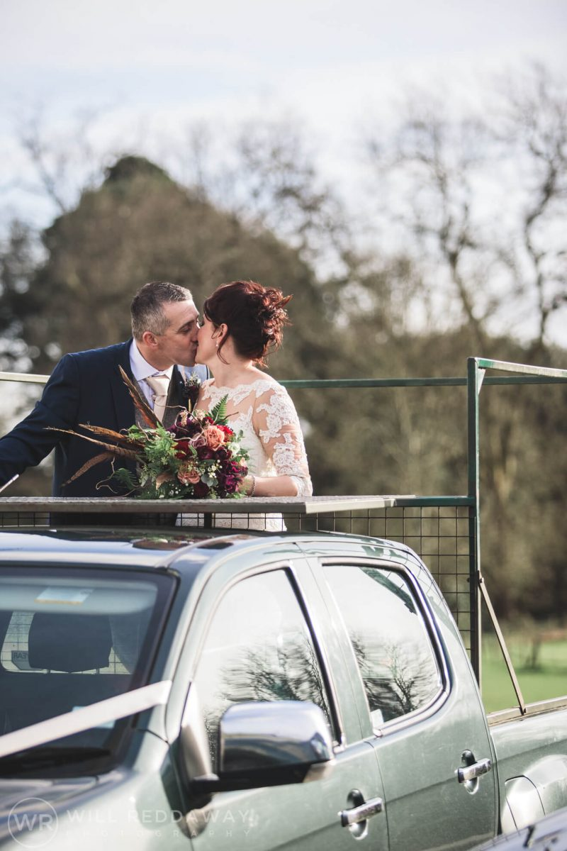 Rockbeare Manor Wedding | Devon Wedding Photographer | Off Road Wedding