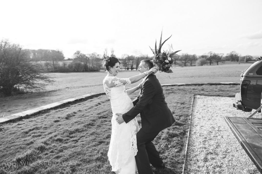 Rockbeare Manor Wedding   Devon Wedding Photographer   Bride & Groom