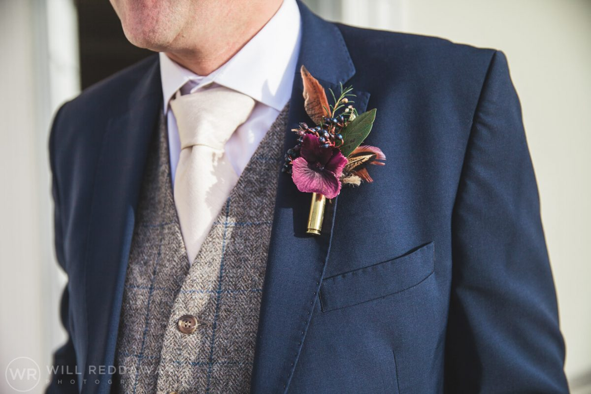 Rockbeare Manor Wedding | Devon Wedding Photographer | Groom