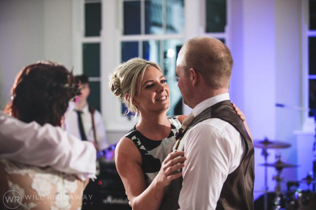 Rockbeare Manor Wedding   Devon Wedding Photographer   Dancing