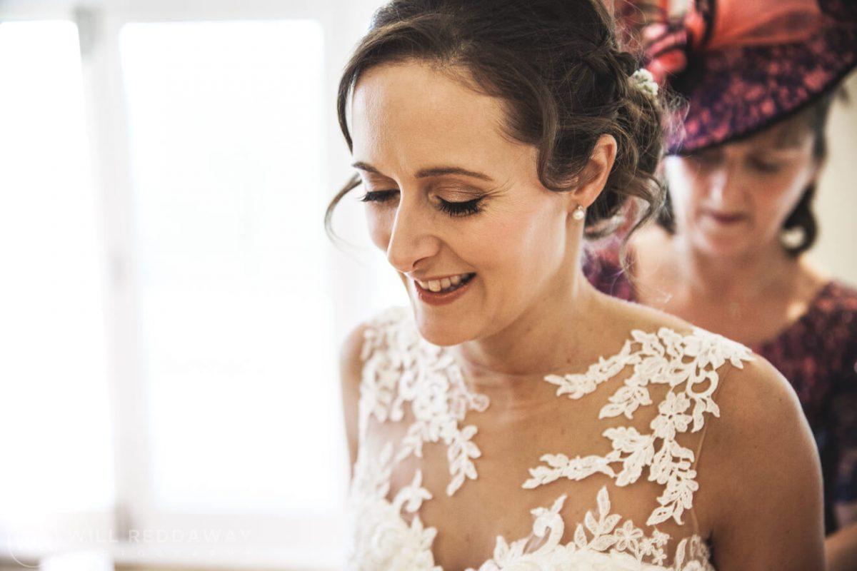 The Green Cornwall Wedding | Devon Wedding Photographer | Bridal Preparations