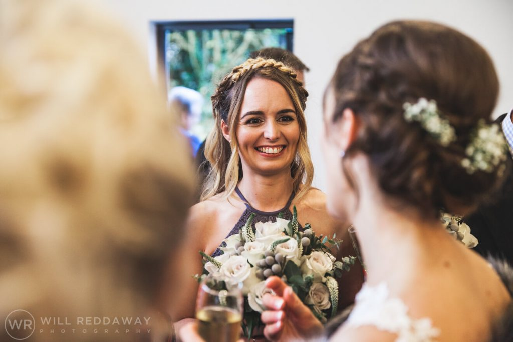The Green Cornwall Wedding | Devon Wedding Photographer | Wedding Guest