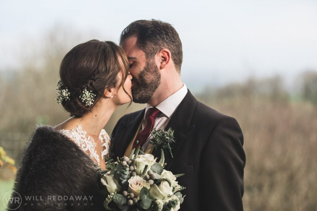 The Green Cornwall Wedding | Devon Wedding Photographer | Bride & Groom