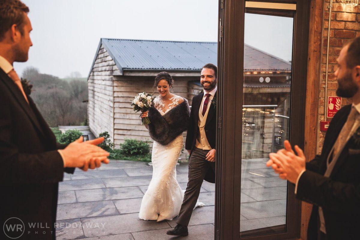 The Green Cornwall Wedding | Devon Wedding Photographer | Wedding Guest