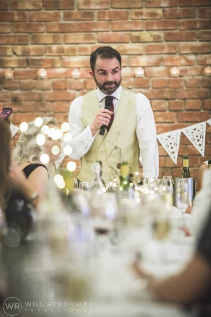 The Green Cornwall Wedding | Devon Wedding Photographer | Wedding Speeches