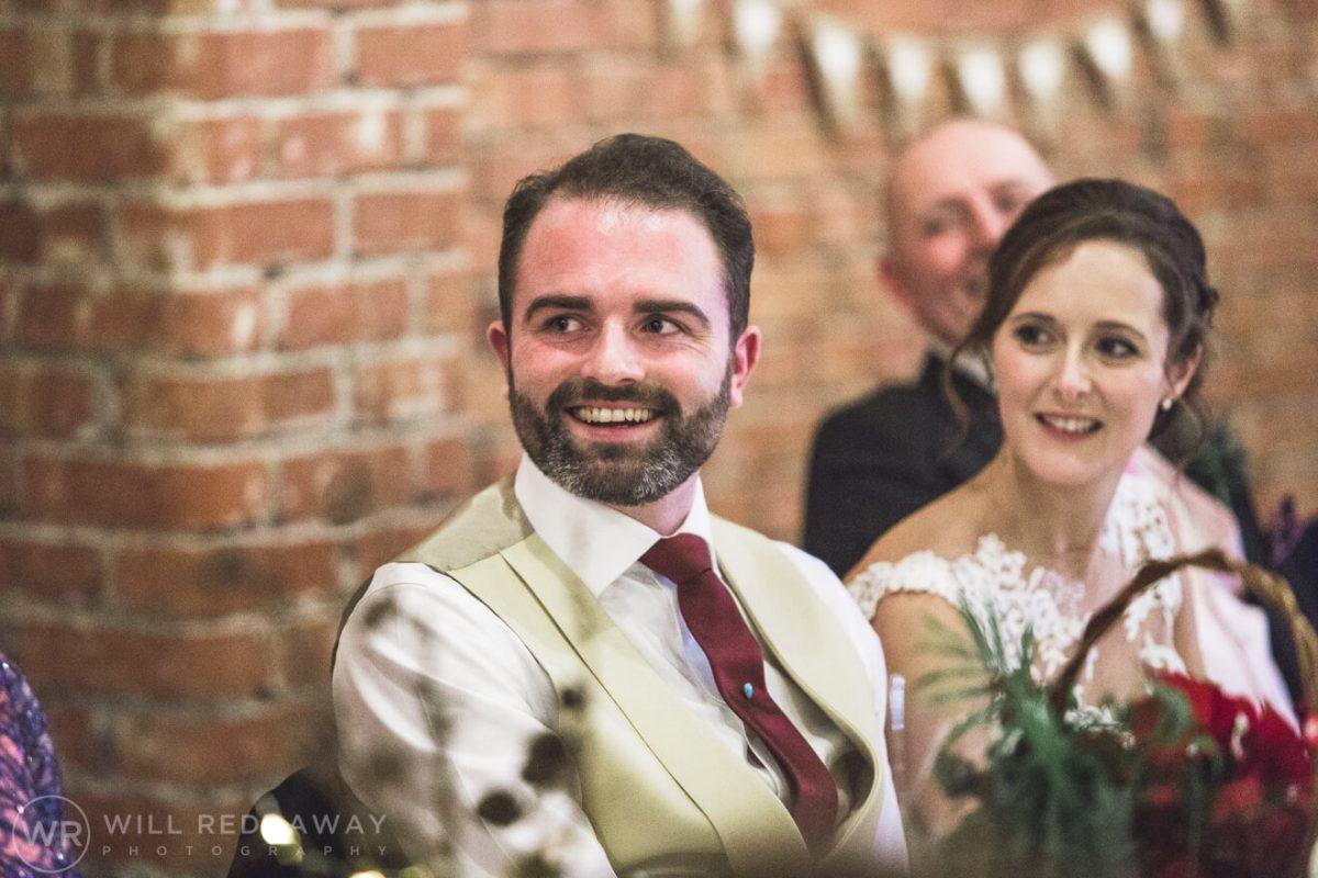 The Green Cornwall Wedding | Devon Wedding Photographer | Wedding Speeches