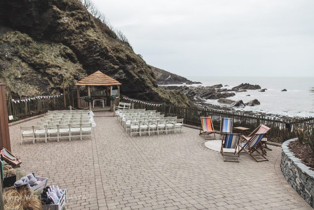 Tunnels Beaches Wedding | Devon Wedding Photographer | Wedding Venue