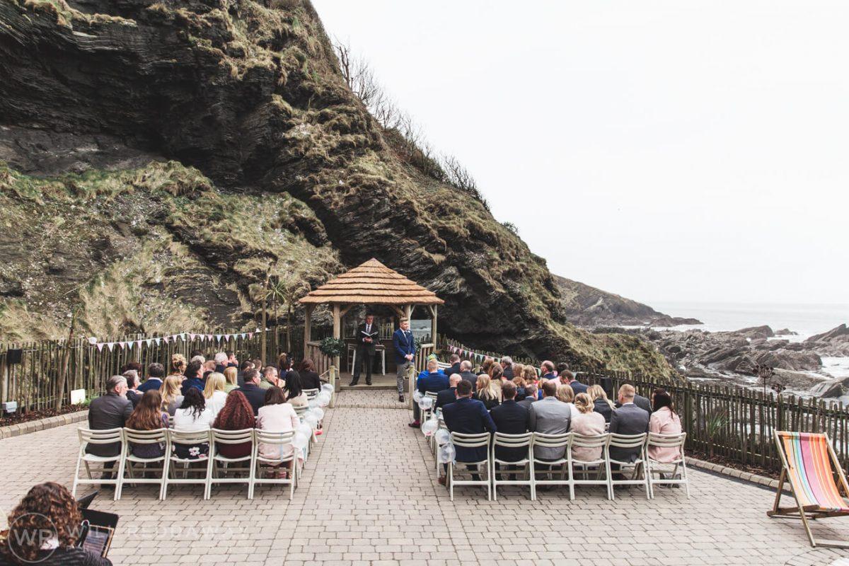 Tunnels Beaches Wedding | Devon Wedding Photographer | Wedding Venue