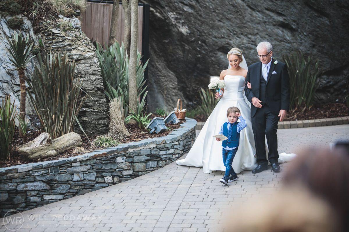 Tunnels Beaches Wedding | Devon Wedding Photographer | Bride