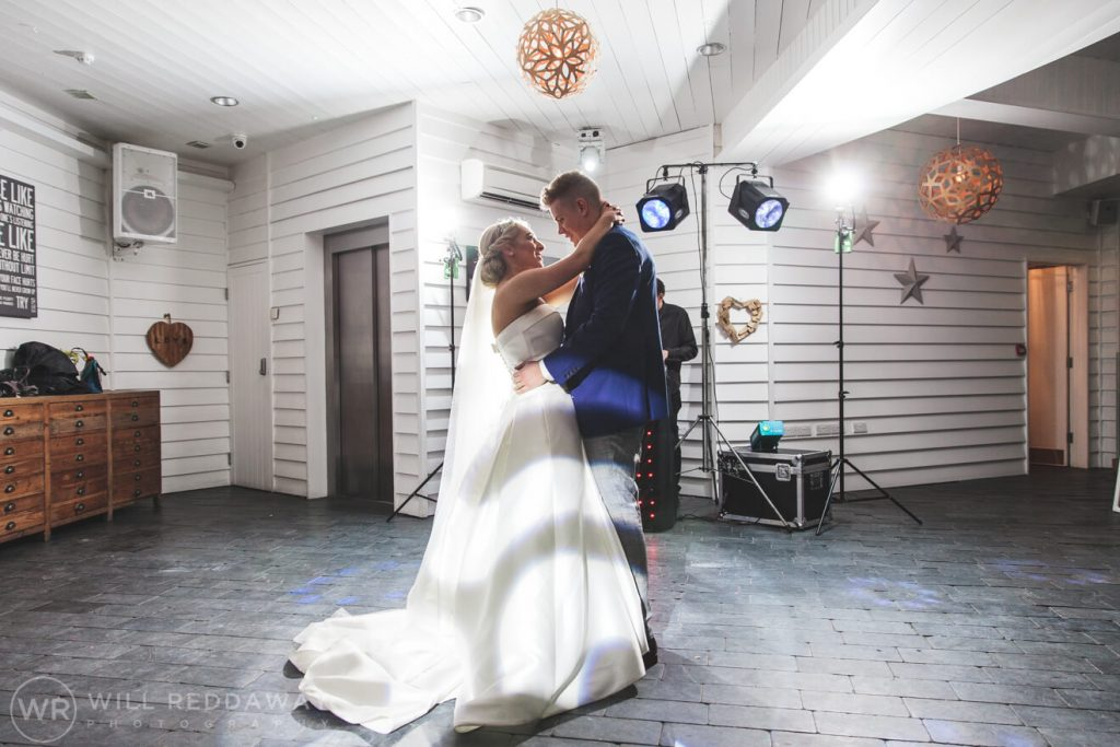 Tunnels Beaches Wedding | Devon Wedding Photographer | First Dance