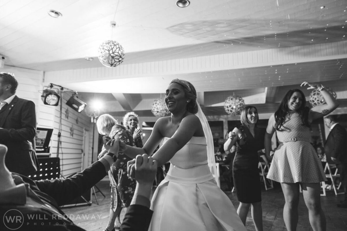 Tunnels Beaches Wedding | Devon Wedding Photographer | Dancing