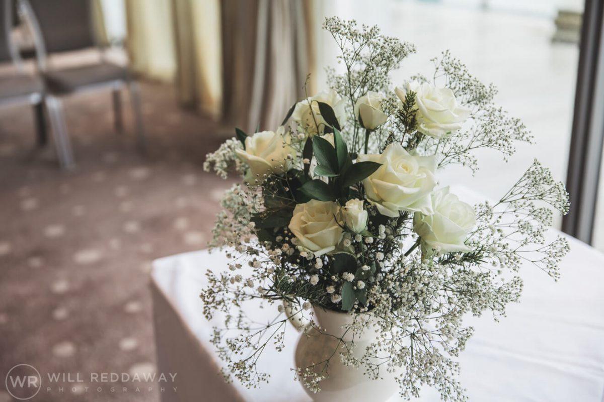 Salcombe Harbour Hotel Wedding | Devon Wedding | Decorations