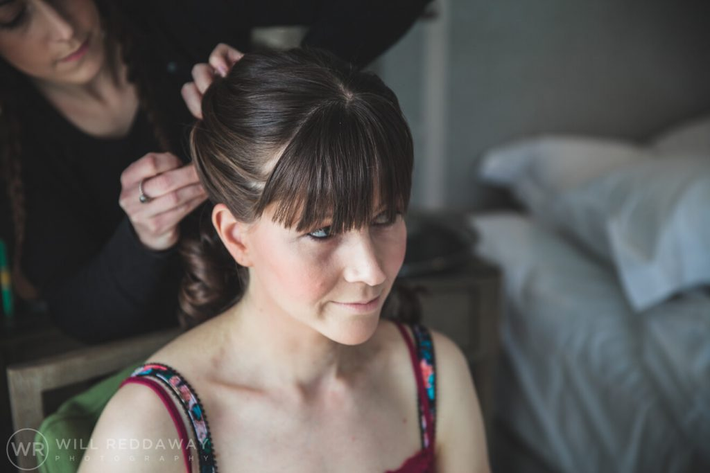 Salcombe Harbour Hotel Wedding | Devon Wedding | Bridal Preparations