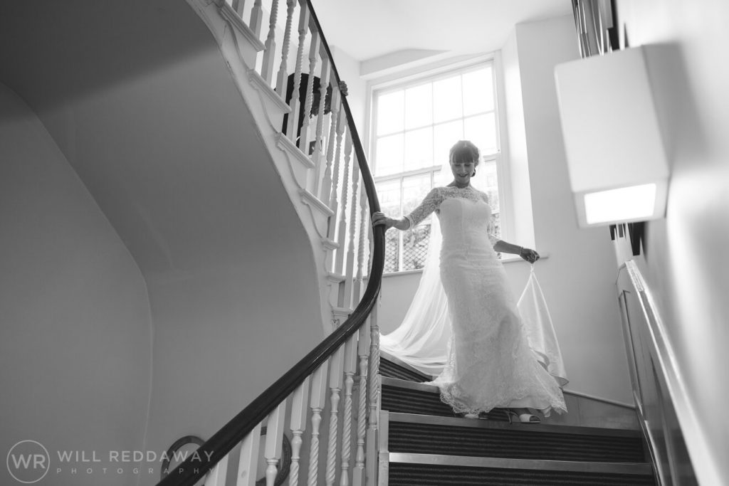 Salcombe Harbour Hotel Wedding | Devon Wedding | Bride