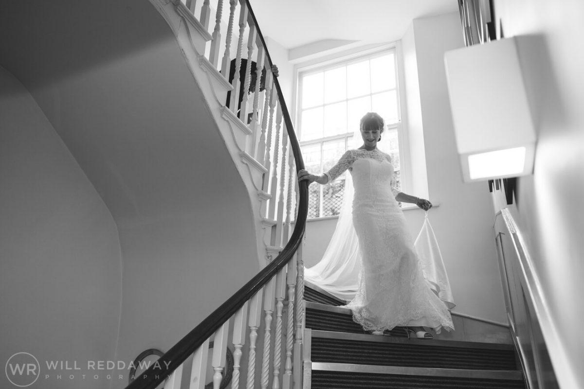 Salcombe Harbour Hotel Wedding | Devon Wedding | Bride