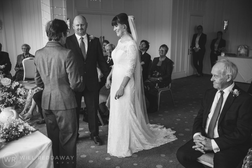 Salcombe Harbour Hotel Wedding | Devon Wedding | Ceremony