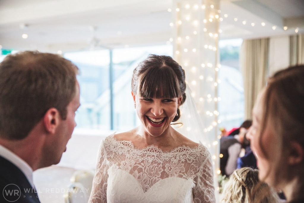 Salcombe Harbour Hotel Wedding | Devon Wedding | Guests