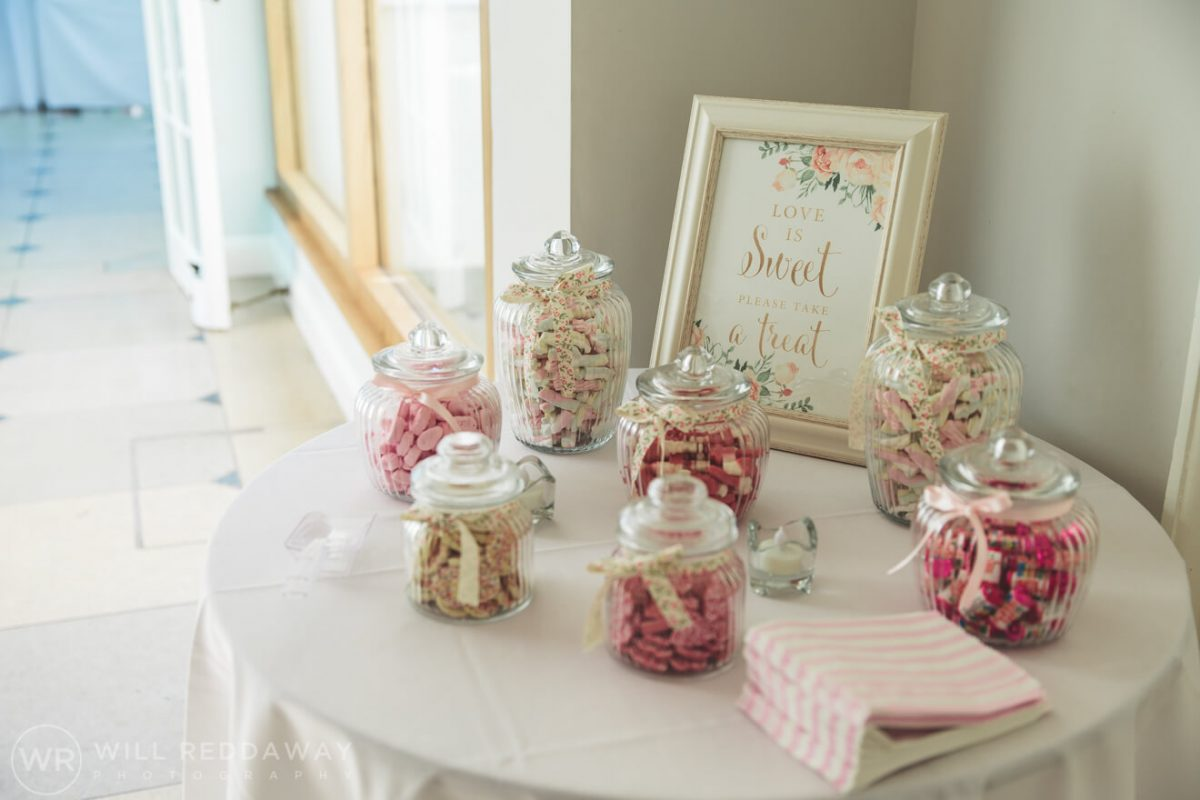 Rockbeare Manor Wedding | Devon Wedding Photographer | Wedding Decoration