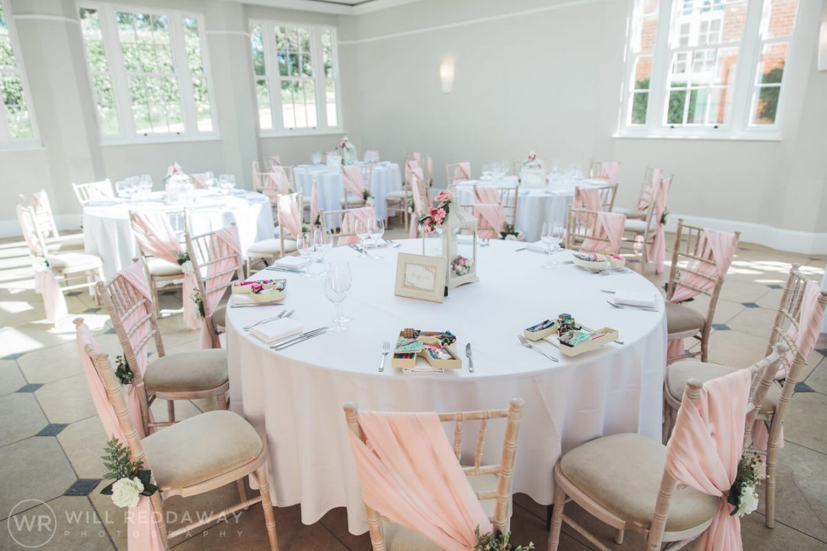 Rockbeare Manor Wedding | Devon Wedding Photographer | Wedding Decorations