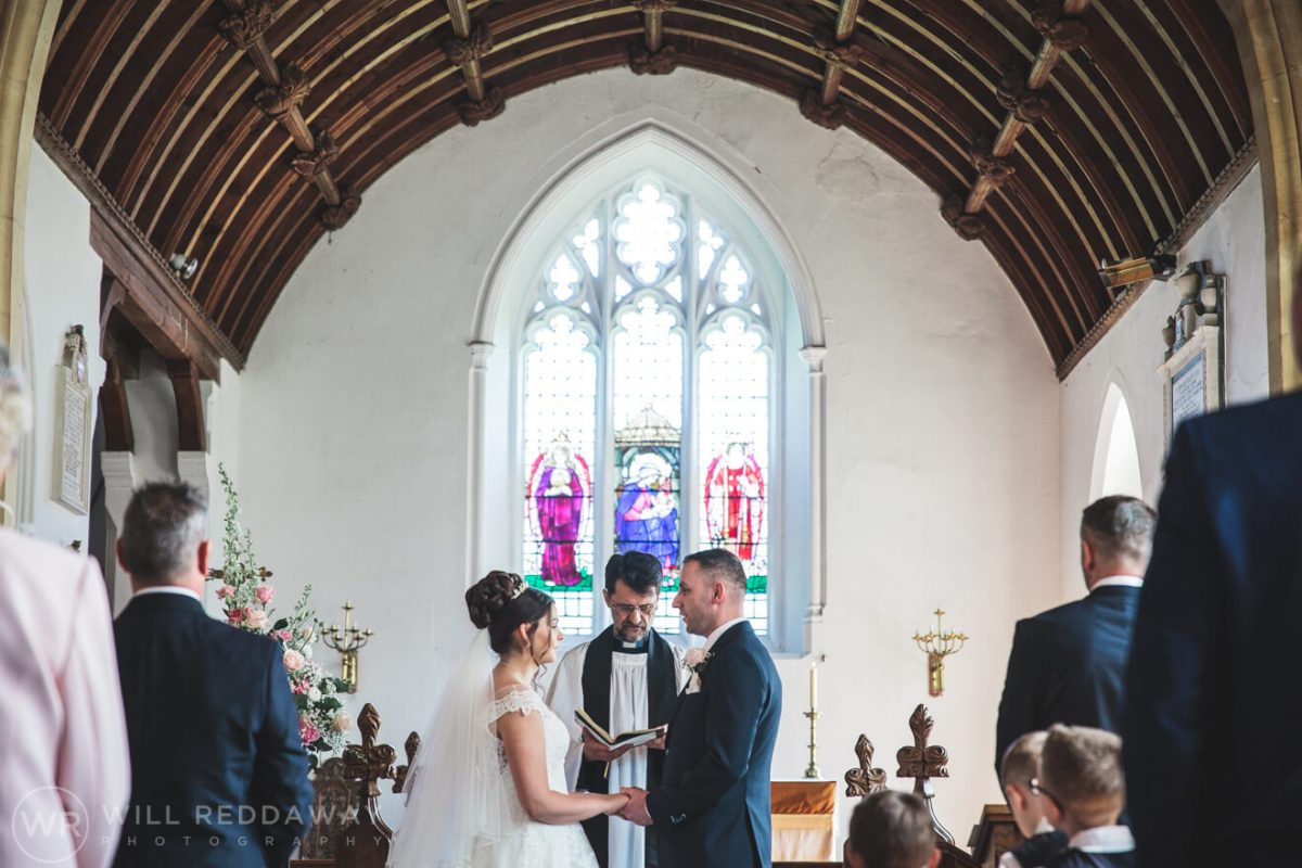 Rockbeare Manor Wedding | Devon Wedding Photographer | Wedding Ceremony