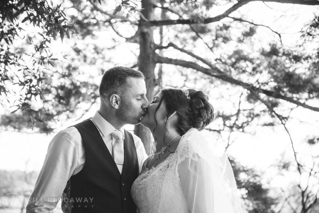 Rockbeare Manor Wedding | Devon Wedding Photographer | Bride & Groom