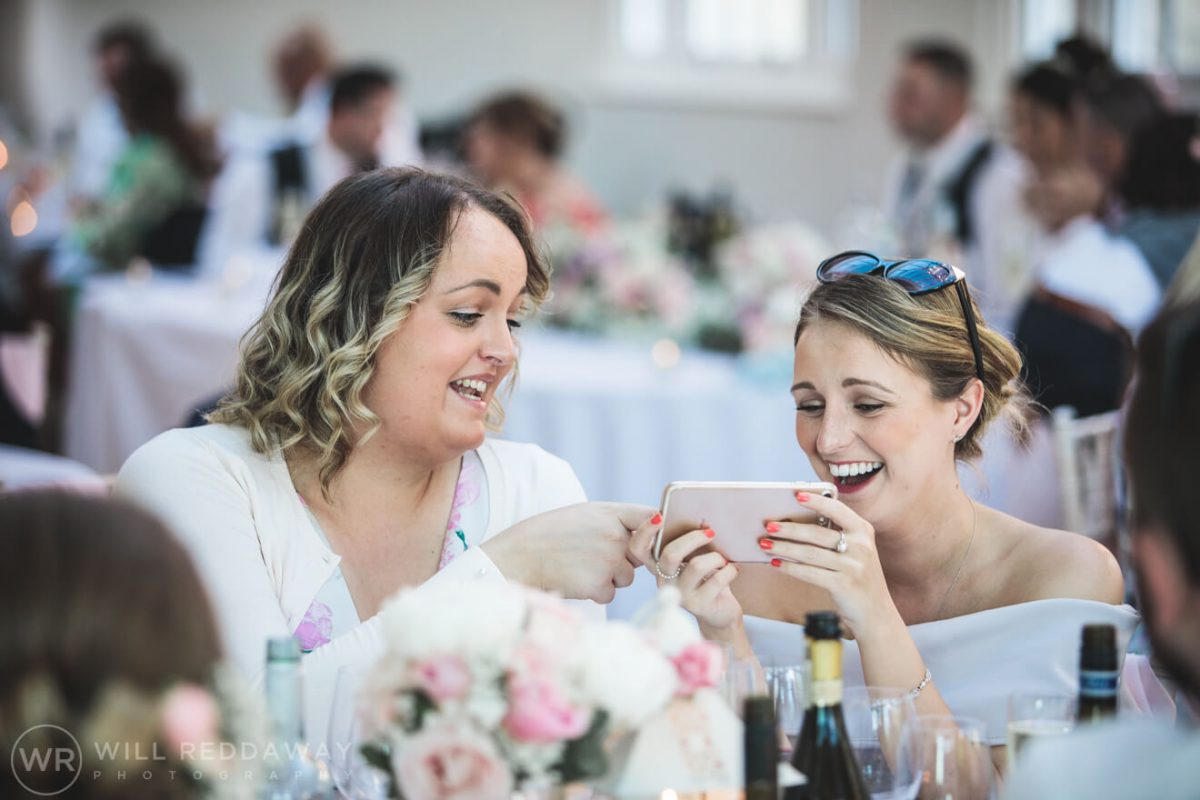 Rockbeare Manor Wedding | Devon Wedding Photographer | Wedding Guests
