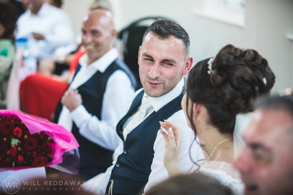 Rockbeare Manor Wedding | Devon Wedding Photographer | Speeches