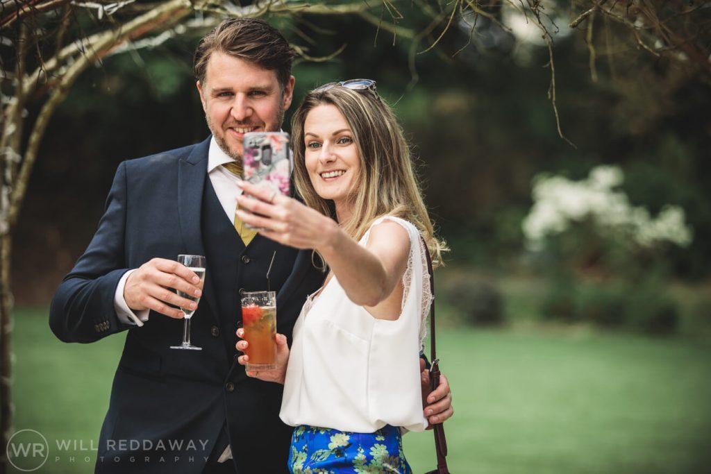 Deers Leap Retreat Wedding | Devon Wedding Photographer | Wedding Guest