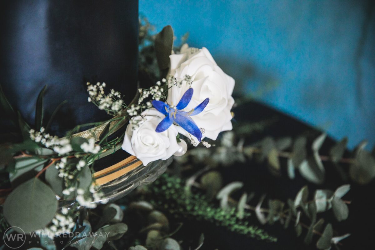 Pynes House Wedding | Devon Wedding Photographer | Wedding Cake