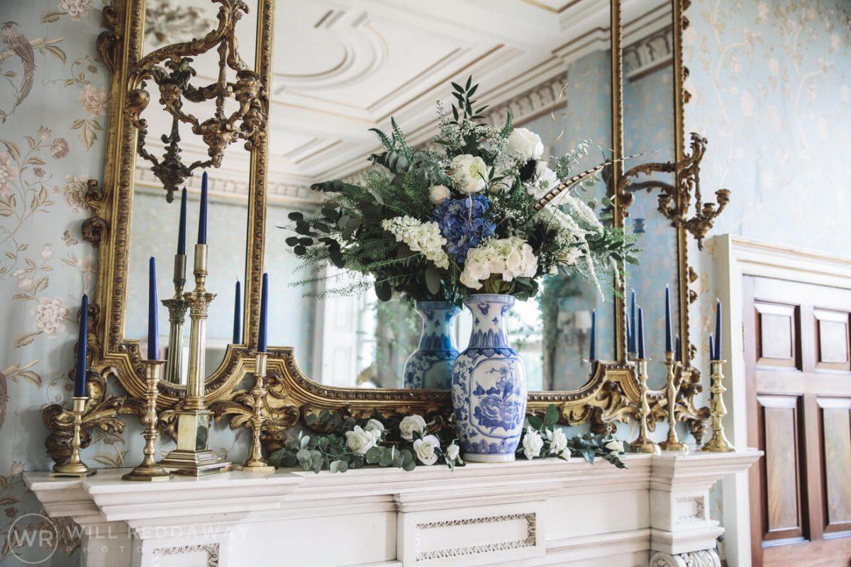 Pynes House Wedding | Devon Wedding Photographer | Wedding Decoration