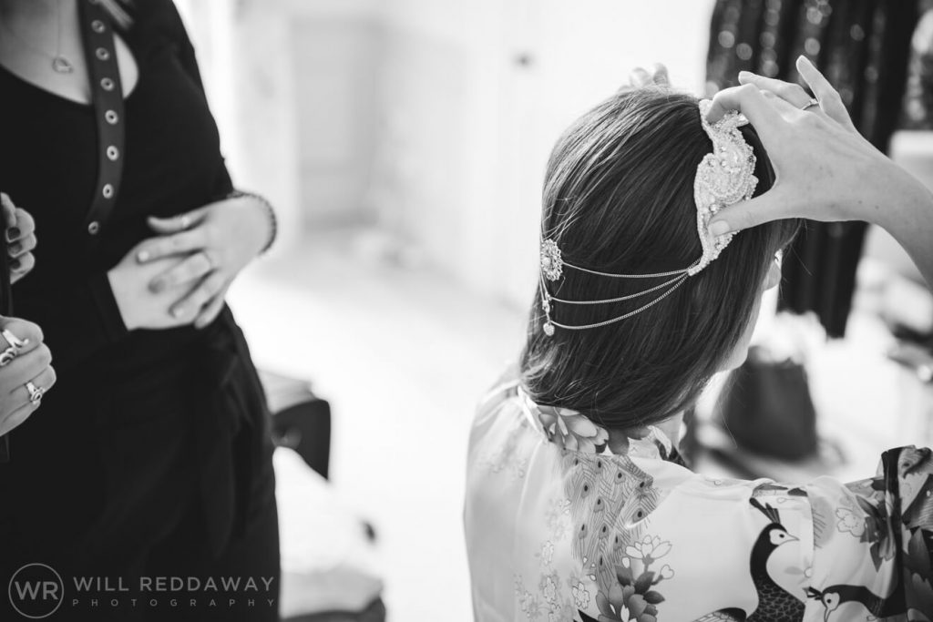 Pynes House Wedding | Devon Wedding Photographer | Bridal Preparations
