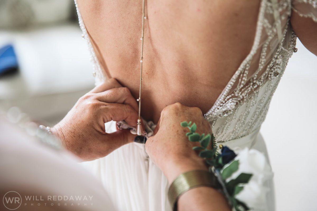 Pynes House Wedding | Devon Wedding Photographer | Bridal Preparations