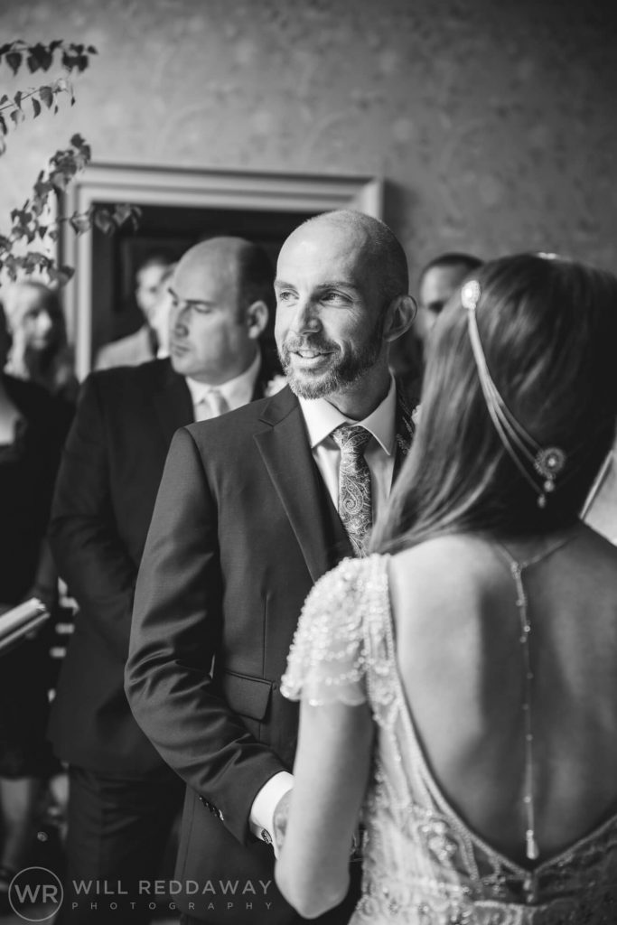 Pynes House Wedding | Devon Wedding Photographer | Ceremony