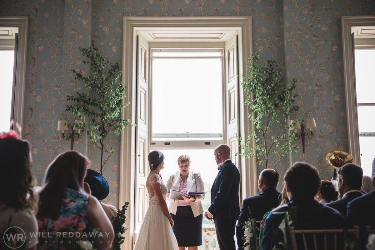 Pynes House Wedding | Devon Wedding Photographer | Ceremony
