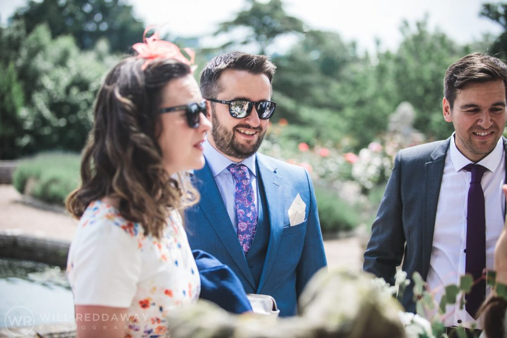 Pynes House Wedding | Devon Wedding Photographer | Wedding Guests