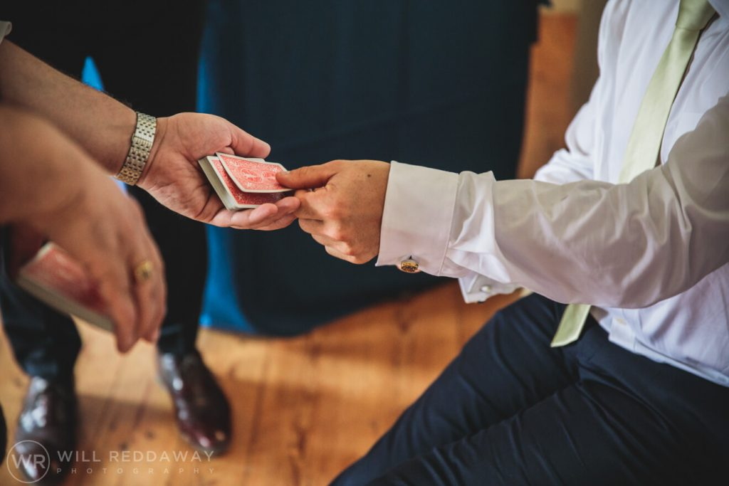 Pynes House Wedding | Devon Wedding Photographer | Magician