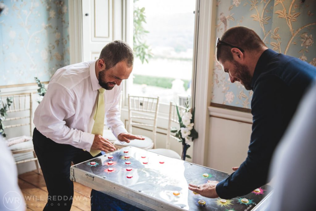 Pynes House Wedding | Devon Wedding Photographer | Games
