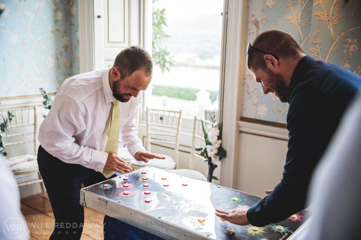 Pynes House Wedding | Devon Wedding Photographer | Games