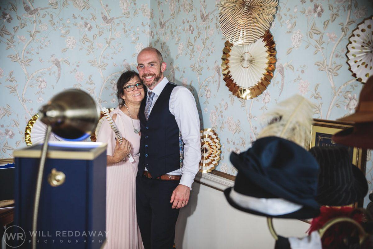 Pynes House Wedding | Devon Wedding Photographer | Photobooth