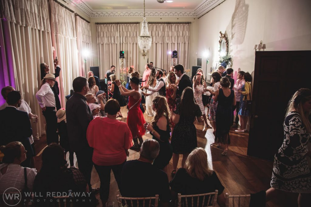 Pynes House Wedding | Devon Wedding Photographer | Party