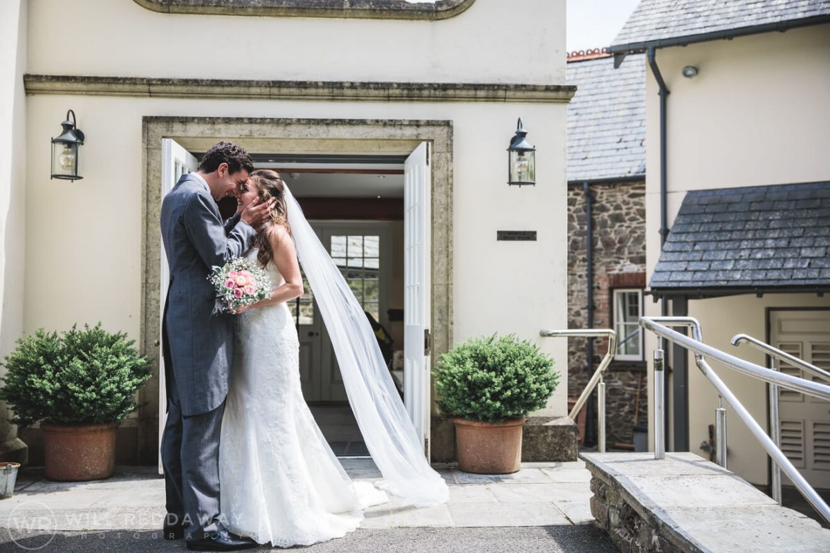 Marquee Wedding | Devon Wedding Photographer | Ceremony